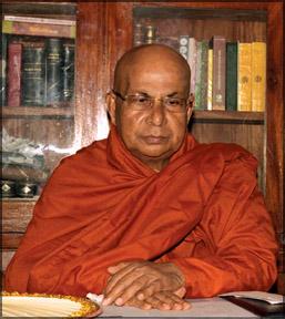 Ven Kotugoda Dhammawsa Anunayaka Swaminwahase