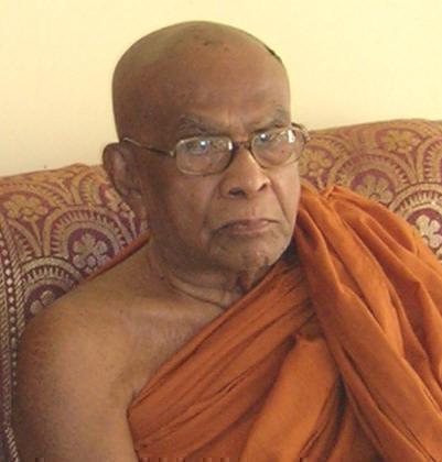 Ven-Weligama-Gnanarathana-Maha Thero